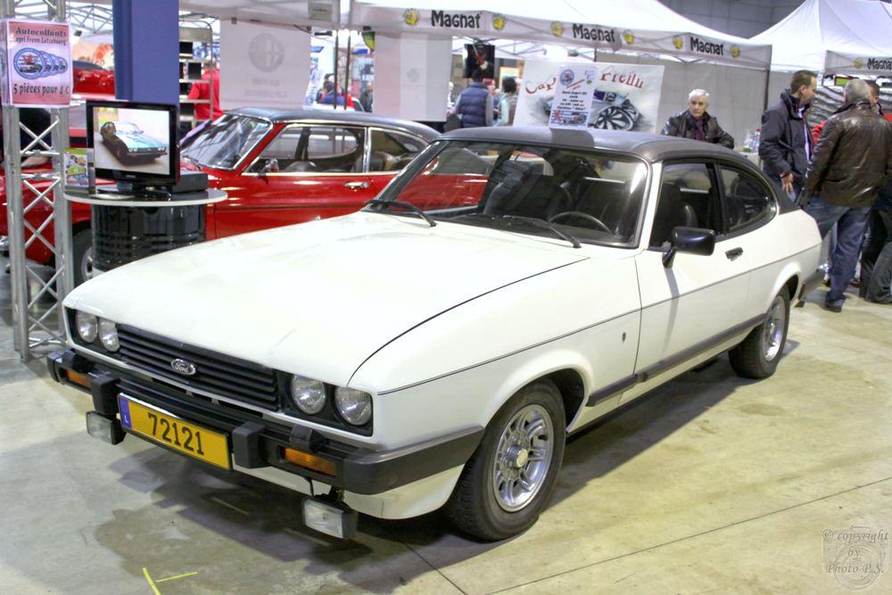 Capri III, 2.3i Ghia, 1978